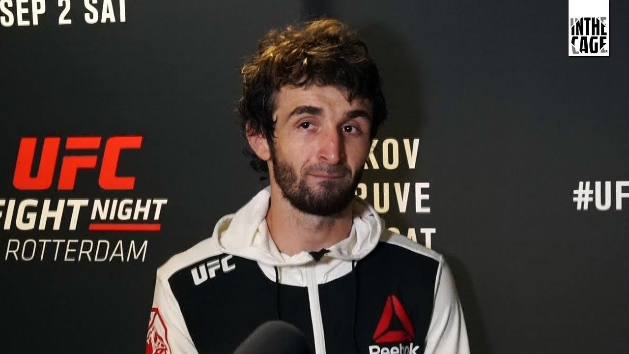 UFC: Zabit Magomedsharipov vs. Kyle Bochniak confirmed for UFC 223 - UFC 223