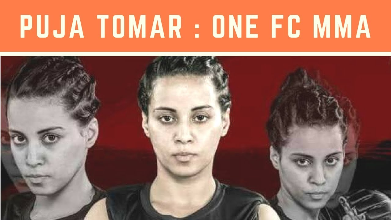 Indian MMA: Amitesh Chaubey and Puja Tomar to fight at ONE championship: Visions of Victory - ONE Championship