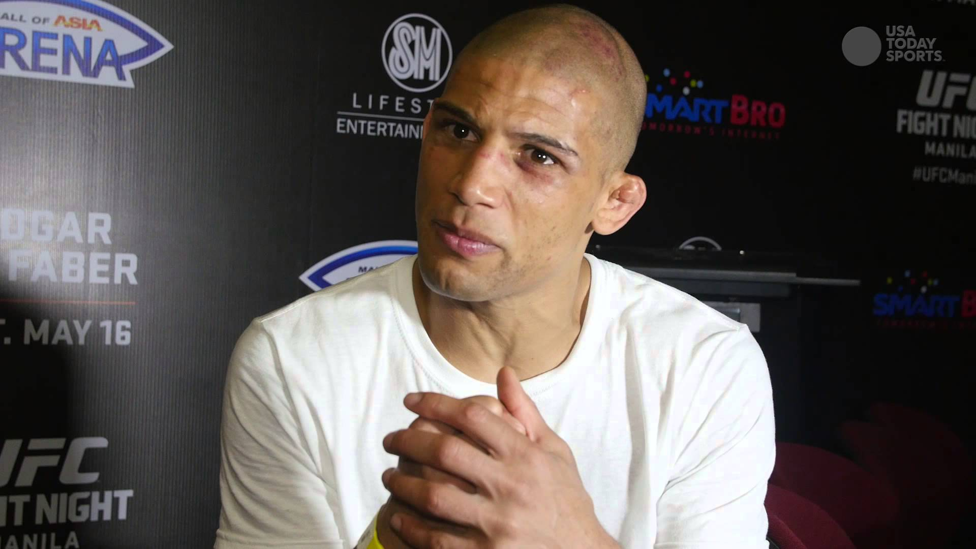 UFC: Kajan Johnson hits out at fans for booing him due to his UFC London win - Kajan Johnson