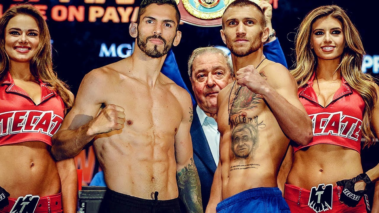 Boxing: ESPN and Golden Boy working on Lomachenko-Linares solution for May 12th - lomachenko