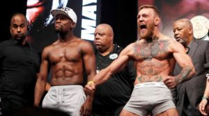 UFC: Floyd Mayweather's bodyguards reveal that he can wrestle well - Floyd Mayweather