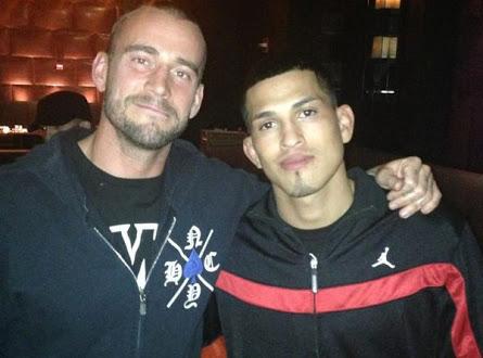 UFC:Training partner Anthony Pettis says CM Punk has 'definitely gotten better from UFC debut' - CM Punk