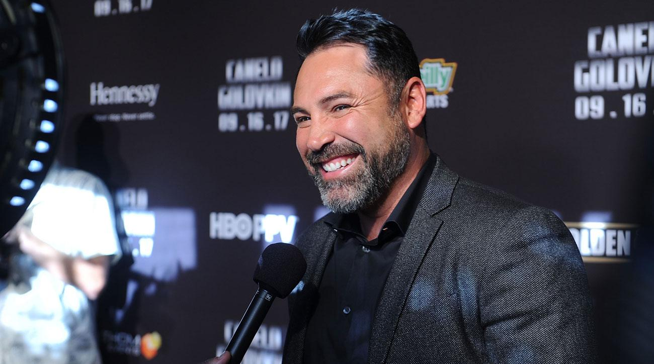 Boxing: Oscar De La Hoya says boxing is slowly coming back - Oscar de la hoya