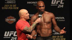 UFC: Joe Rogan believes Jon Jones' failed drug test was accidental - Joe Rogan