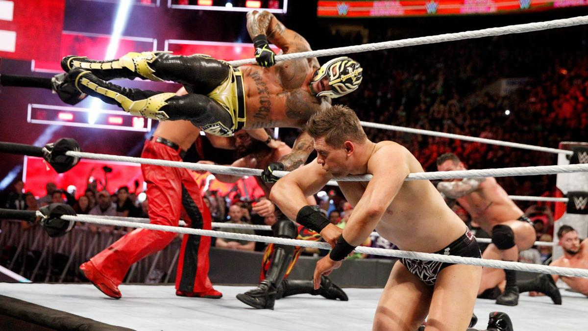 WWE: Positive News Regarding Rey Mysterio's Return To The WWE. - Rey Mysterio