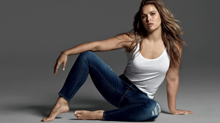 WWE: Ronda Rousey opens up about her new life in WWE.