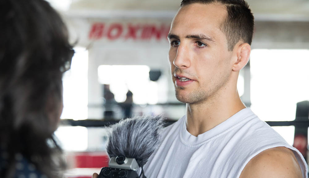 UFC: Rory MacDonald feels that Georges St-Pierre is far from done with MMA - Rory