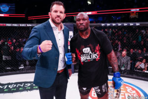 Bellator: Ryan Bader reveals his dream matchup in Bellator HW Grand Prix - Ryan Bader