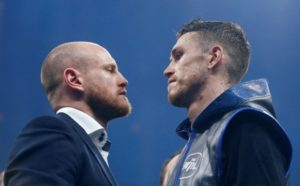 Boxing: World Boxing Super Series Issues Update On George Groves - Groves