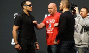 UFC: Tony Ferguson is conditioning his elbows for the Khabib Nurmagomedov fight - Tony Ferguson