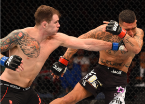 UFC: Brad Scott discusses his financial troubles; has been left with a debt - Brad Scott