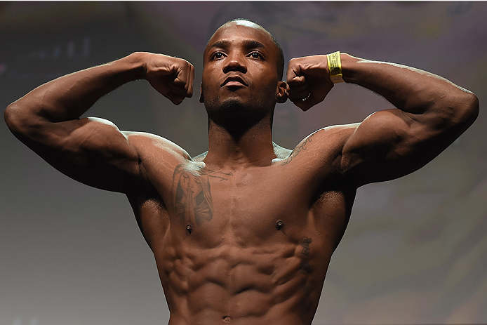 UFC: Leon Edwards has called out Darren Till - Leon Edwards