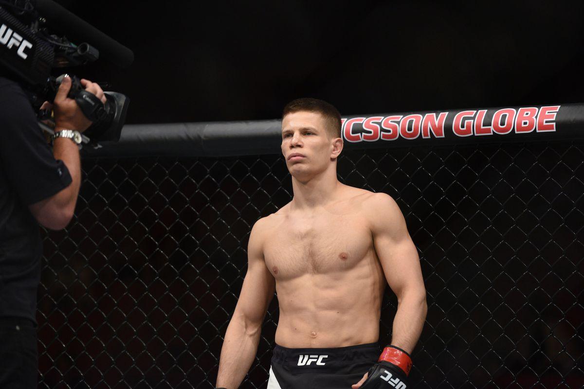 UFC: Marcin Held reveals how UFC encouraged him to sign with ACB - Marcin Held