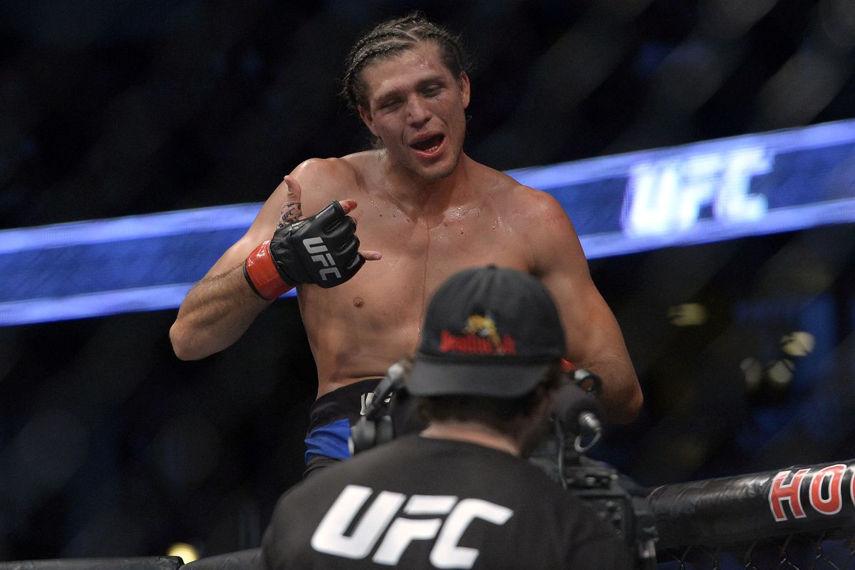UFC: Brian Ortega doesn't have time for haters that still bring up 2014 failed drug test - Ortega