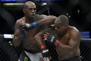 UFC: Jon Jones takes a dig at Daniel Cormier - Jon Jones