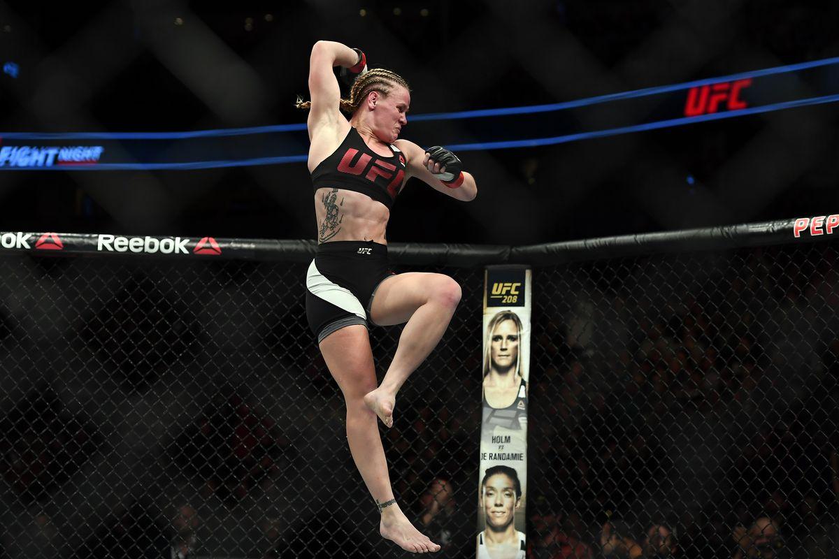 UFC: Valentina Shevchenko asks UFC Women's Flyweight champion Nicco Montano to speak out - UFC
