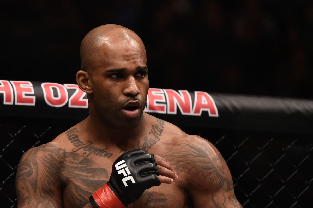 UFC: Jimi Manuwa says that he is just a couple of fights away from a title shot - Jimi Manuwa