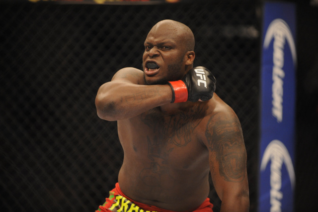 UFC: Derrick Lewis wants to fight Francis Ngannou in 2018 - Derrick Lewis