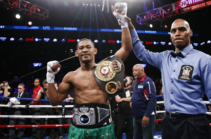 Boxing: Daniel Jacobs vs Maciej Sulecki now a WBA final eliminator - Jacobs