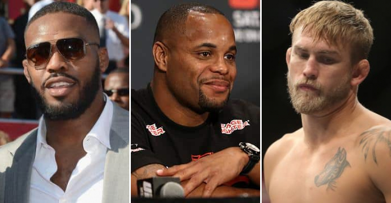 UFC: Jon Jones sides with Daniel Cormier on Twitter to further roast Alexander Gustafsson - Daniel
