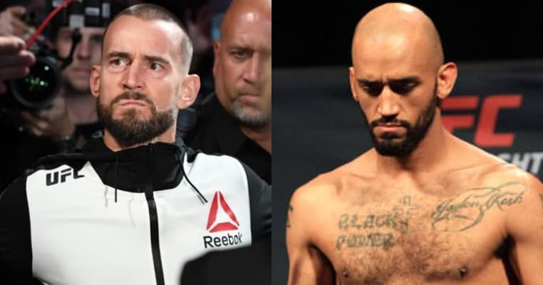 UFC: Mike Jackson does not want to submit CM Punk at UFC 225 - CM Punk