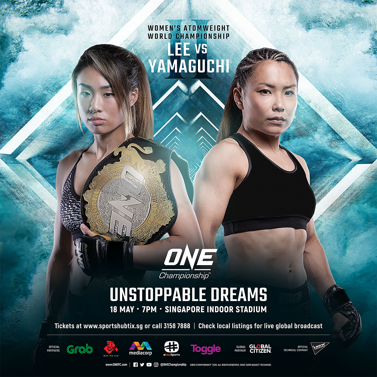 ADDITIONAL BOUTS ANNOUNCED FOR ONE: UNSTOPPABLE DREAMS -