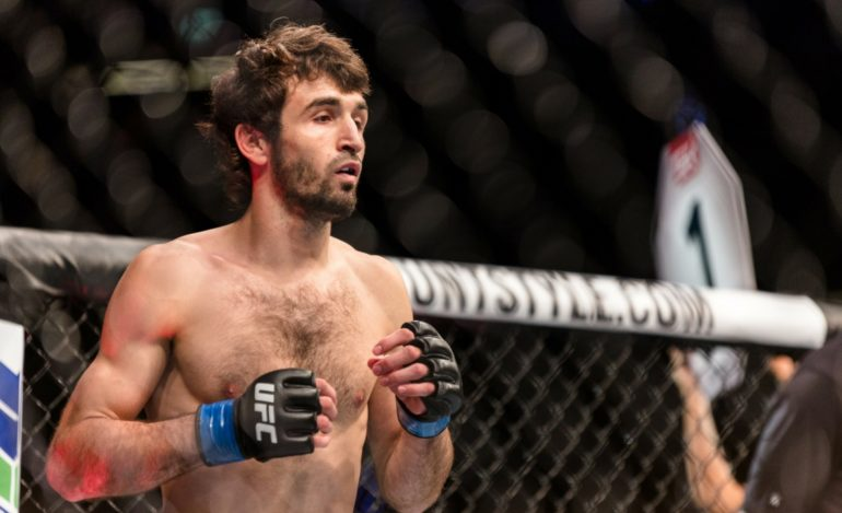 UFC: Alexander Gustafsson and Zabit Magomedsharipov sign new deals with UFC - UFC