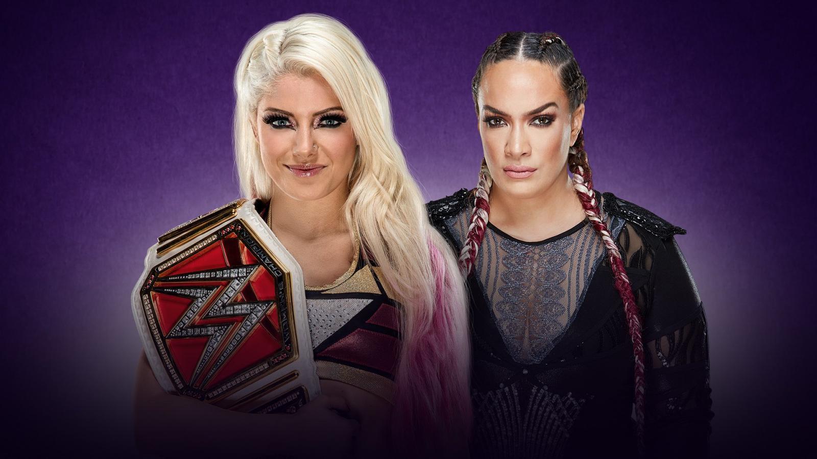WWE: Alexa Bliss reveals the importance of her match against Nia Jax - Alexa Bliss
