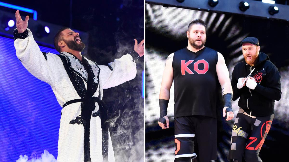 WWE: List of all the Superstars drafted to RAW - Superstar Shake-Up