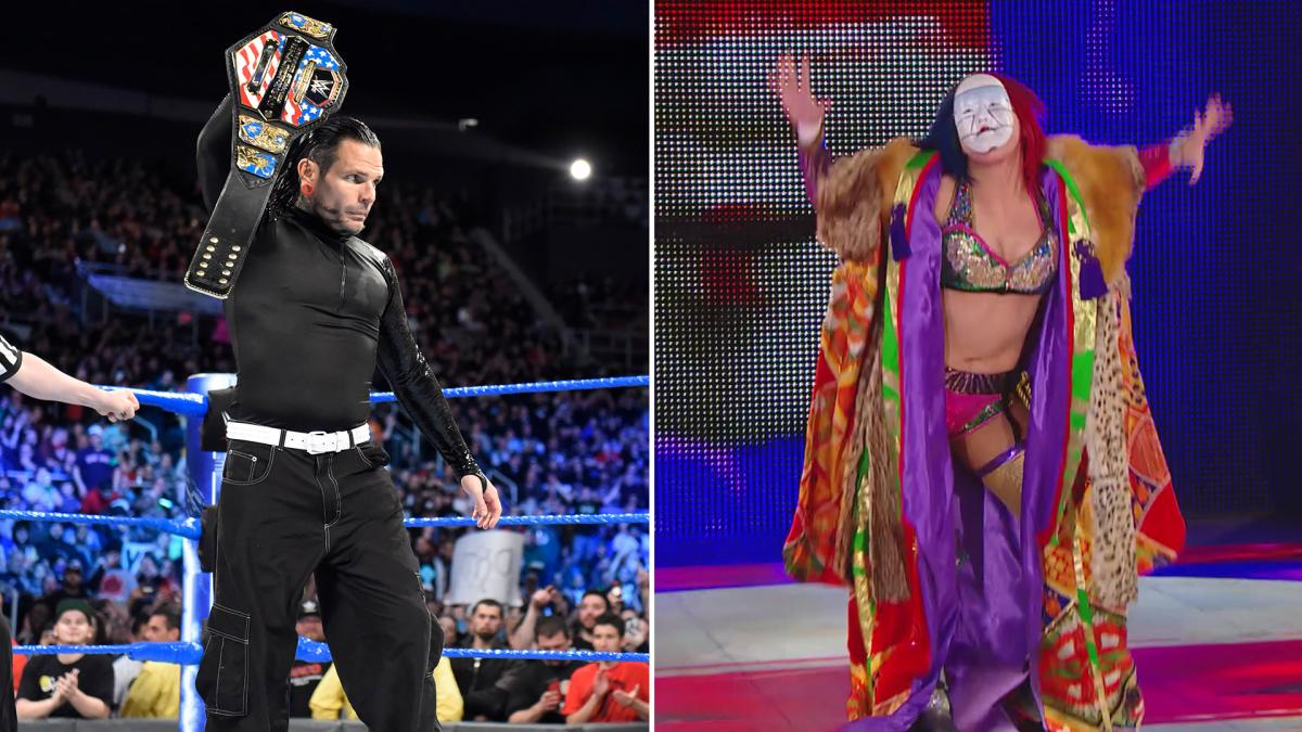 WWE: List of all the Superstars drafted to SmackDown LIVE - SmackDown
