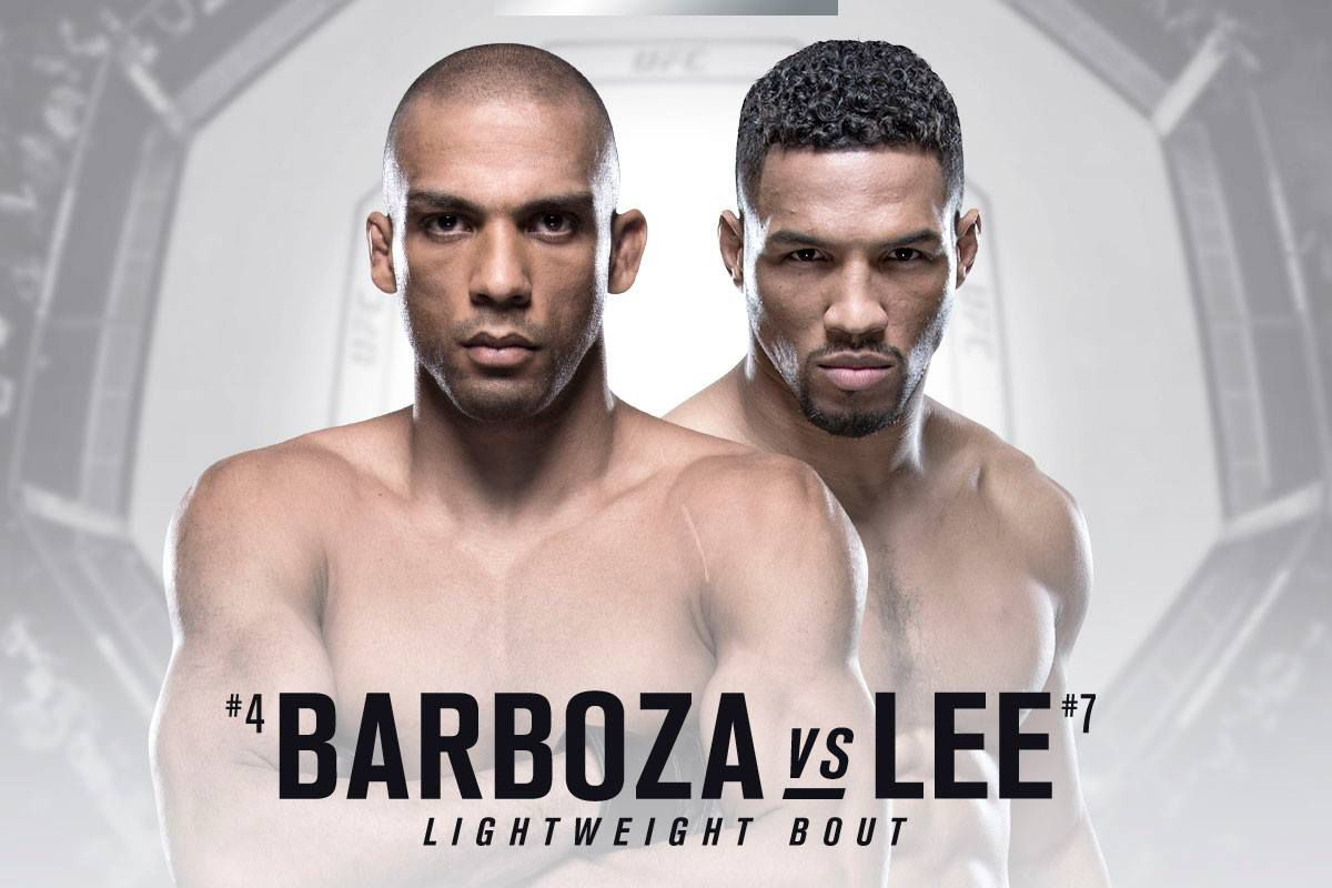 UFC Fight Night 128: Barboza vs. Lee – Fights to Watch For -