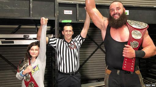 WWE : Nicholas' identity revealed - moments