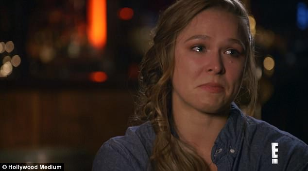 WWE: Ronda Rousey opens up about her Father's suicide - Rousey