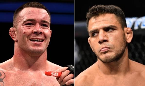UFC: Rafael Dos Anjos vs. Colby Covington moved to UFC 225 - UFC