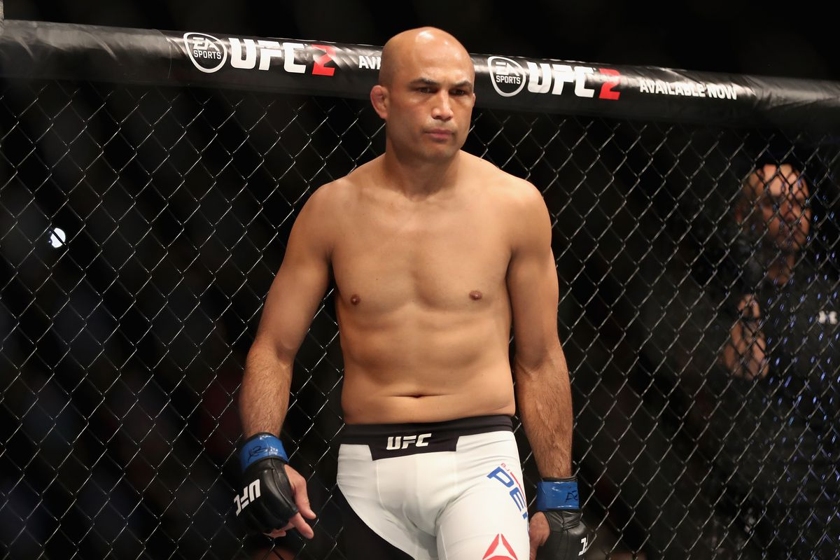 UFC: BJ Penn reveals that there's one fight he cannot turn down - BJ Penn