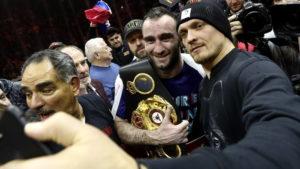Saudi Arabia boxing showdown is postponed after Oleksandr Usyk suffers injury - Usyk