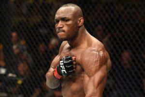 UFC: Kamaru Usman has a backstage altercation with Colby Covington - Kamaru Usman