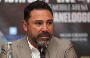 Boxing: Oscar De La Hoya goes on a EPIC Twitter Rant - Golden Boy Promotions