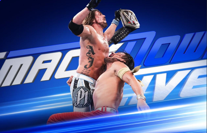 MMA India's WWE SmackDown Round-up: 10/4/2018 - WWE SmackDown
