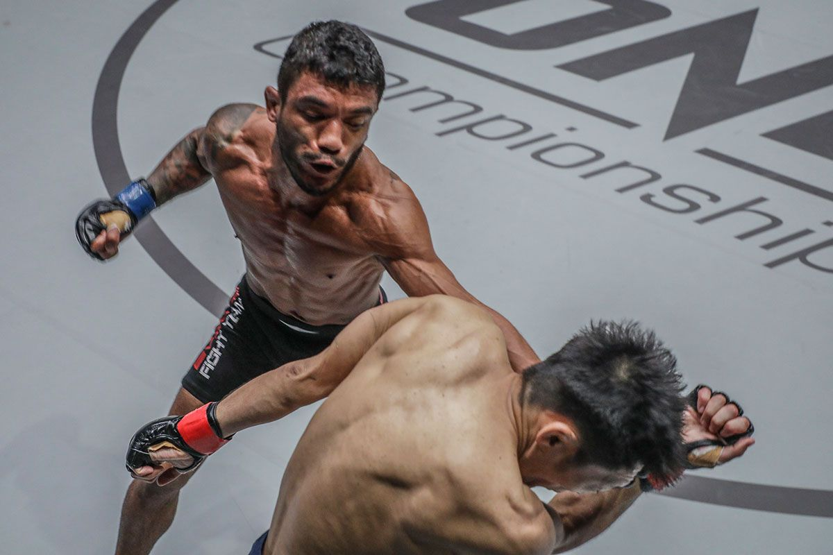 Alex Silva eyes encore performance in rematch against Japanese rival -