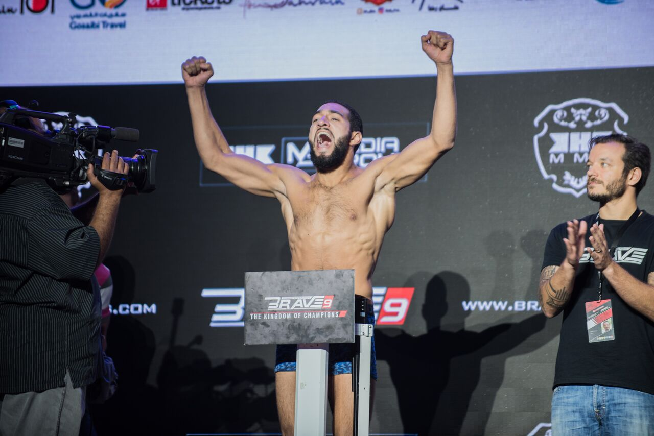 Ahmed Amir details training with Conor McGregor ahead of Brave 11 -