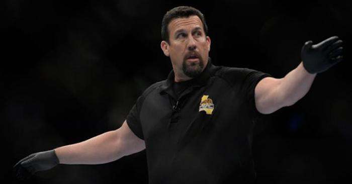 UFC: 'Big' John McCarthy gives his opinion on the controversial finish of the fight between Ricky Simon and Merab Dvalishvili - John McCarthy