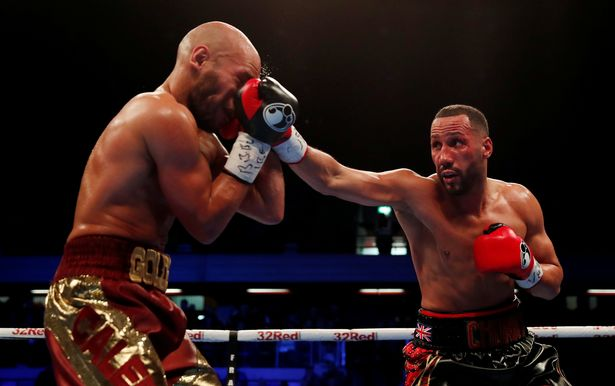 Boxing: James Degale beats Caleb Traux to get his IBF title back - Degale