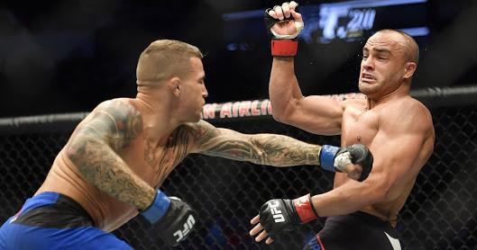 UFC: Eddie Alvarez Refuses to Fight Poirier, Turns Down Fight Five Times -