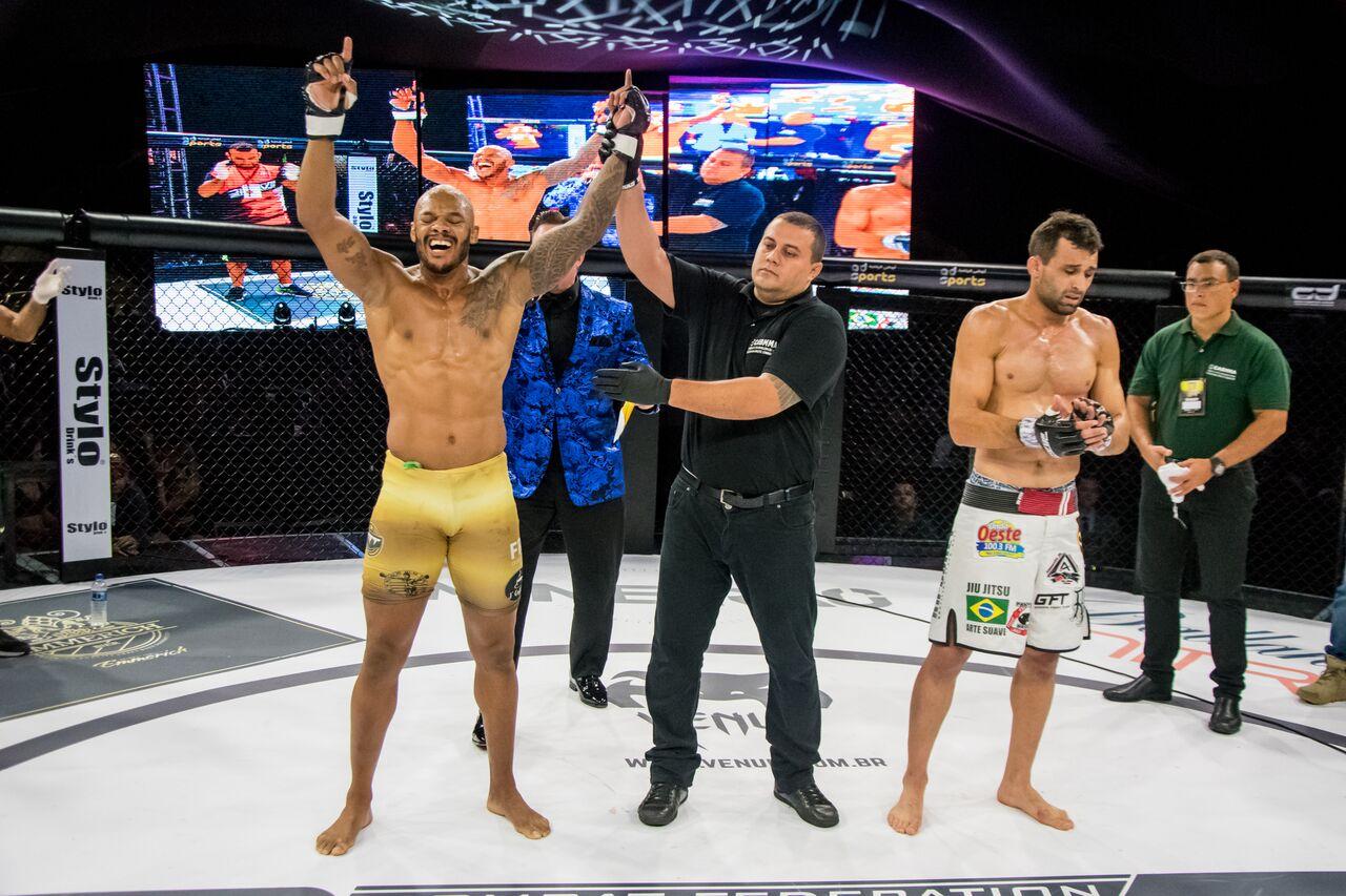 After ferocious win at Brave 11, veteran Cavalheiro wants Amoussou or Fakhreddine next -