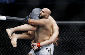 UFC: Arjan Singh Bhullar - Fighting for a billion people - Arjan Singh Bhullar