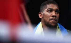 Boxing: Anthony Joshua beats Joseph Parker via unanimous decision - Joshua