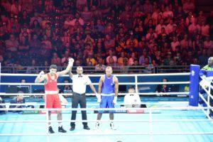 Boxing: Naman Tanwar cruises into CWG 2018 Quarter Final in Men's 91 kg Category - Indian