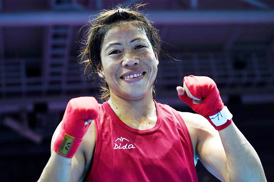 Boxing: Mary Kom punches her way to Finals of Commonwealth Games,2018 - Mary