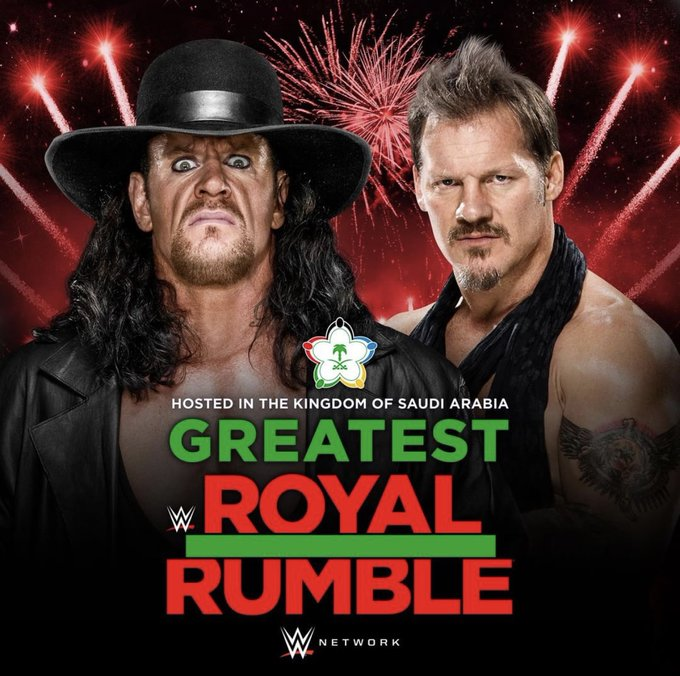 WWE: Chris Jericho will replace Rusev at Greatest Royal Rumble - Saudi